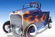 :: Peddle car ~ / by Eduardo Godoi
