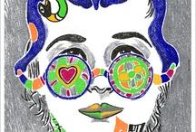 Niki de saint phalle / Niki