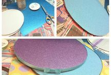 make own cake boards