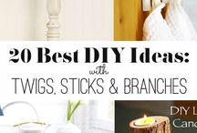 Home decor DIY craft