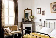 Camera da letto tradizionale
