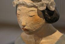 ♡ Sculptures & Ceramics