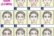 Face Massage / Facial massage