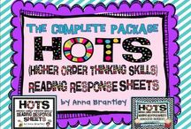 Reading ideas  / by Amy Hufstedler