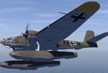 Heinkel He-115 / Luftwaffe