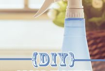 diy healthy cleaning stuff