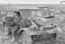 kubel / auto militaire