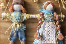 păpuși tradiționale