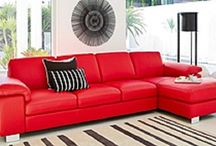 Furniture Fabrics / Leisure Lounges uses fabric from some of the top fabric suppliers in the world in the manufacturing of custom made lounges.