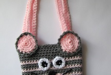 Háčkované kabelky