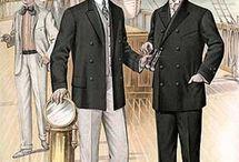 1900's men