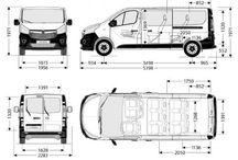 furgon méretek