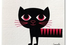 Art/Cats / by Arwa