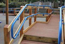 Handrails / Interclamp Handrail systems