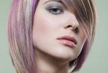 hair to try... / by Jennifer Verjinski-Jarrett