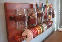 Craft Room Storage Solutions