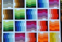 Rainbow  Quilts /  ROYGBIV Quilts, Rainbow Quilts