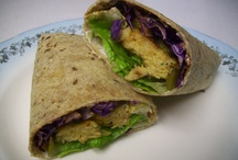 Delicious vegetarian lunches