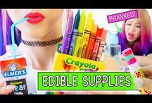 Edible things