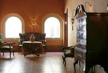 Executive Tuscan floor