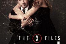 The X Files / Una de las series que marcaron una época en mi vida. Con la que aprendí muchas cosas, internet, blogs, fanfiction, foros, bringe watching, de todo un poco