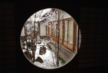 Snowing Kyoto Jan 2015