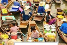 South East Asia Travel Inspiration // Ladies What Travel