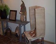 make do chair. / by Sharon Cutbirth Hollenbeck Malenke
