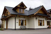 dach elewacja