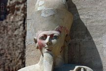 Egypt-Hatshepsut&ThuthmoseIII