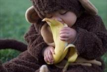 Cute as children