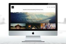 WordPress Theme Travel