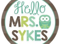 Hello Mrs Sykes | Literacy Resources for Teachers / Literacy resources, freebies, and easy to follow teaching tips from a literacy specialist, Jen Sykes - Hello Mrs Sykes at www.HelloMrsSykes.com