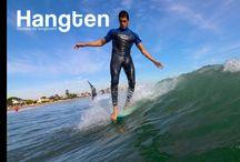 Longboard / hangten y el longboard
