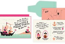 Pirate Princess Party / by Mary Gardner