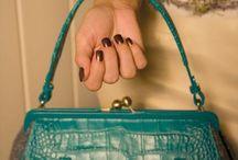Purses/handbags / by Baline Keating Baham