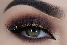 Holiday Inspired Fashion, Beauty and Makeup / Look AMAZING this holiday season with these inspiring ideas.