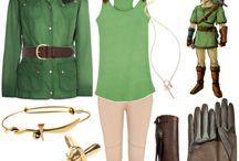 Legend of Zelda  / by Samantha Woolley