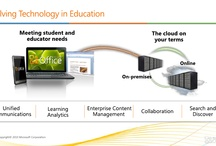 Technology in Education / by Microsoft Education UK