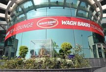 Wagh Bakri Tea Lounge. New Delhi. / Wagh Bakri Tea Lounge, a place for people to meet up with over a cup of good old Chai, Wagh Bakri Tea Lounge is a pleasant break from the cliches of coffee and conversations that often surround us.