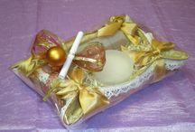 Confezioni natalizie / Confezioni natalizie con i prodotti Coccole di Cleopatra