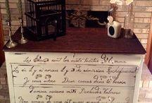 relook meubles- cuisines- escaliers