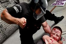 Police Brutality / Police brutality, crime and punishment, government abuse of power