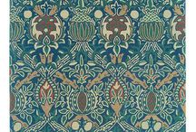 Morris and Co Designer Rugs / 0