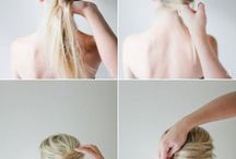 hair tutorials ☑