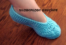 Crochet/Slippers & Socks