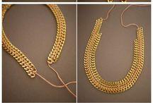 Jewelry ideas / by Virginia Weaver
