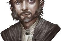 RPG - Portraits (Halflings)