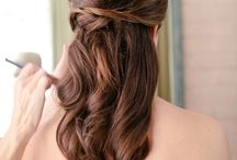 Wedding Hair / by Jodi Steele
