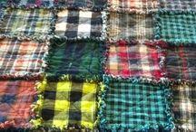 shaggy quilt